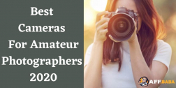Best Cameras For Amateur Photographers In 2020 [Updated]