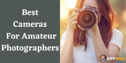 Best Cameras For Amateur Photographers In 2021 [Updated]